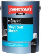 Фарба Johnstone's Vinil Soft Sheen білий 10л