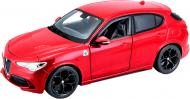 Автомобіль Bburago Alfa Romeo Stelvio 1:24