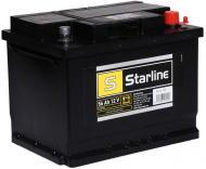 Акумулятор автомобільний STARLINE BA SL 55P 66А 12 B «+» праворуч