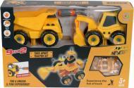 Іграшка Kaile Toys набір розбірної техніки 9 в 2 KL717-1