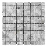 Плитка KrimArt Мозайка Полир. МКР-2П (23х23х6) Mix Grey