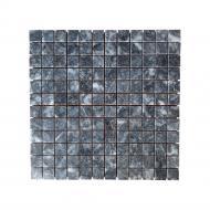 Плитка KrimArt Мозаiка Стар. МКР-2С (23х23) Black 305*305*6 мм