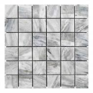 Плитка KrimArt Мозаiка Полiр. МКР-3П (48х48х6) Mix Grey