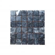 Плитка KrimArt Мозаiка Стар. МКР-3С (48х48) Black 305*305*6 мм