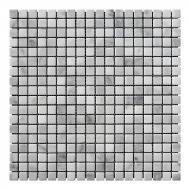 Плитка KrimArt Мозаiка Стар. МКР-4С (15х15) Mix Grey 305*305*6 мм