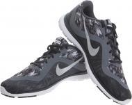 Кроссовки Nike Flex Trainer 6 Print 831578-001 р.6 серый