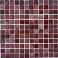 Плитка AquaMo Мозаика PW25208 Anti Brown 31,7x31,7