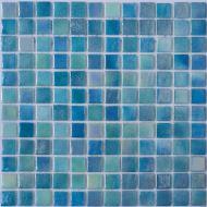 Плитка AquaMo Мозаїка Blue Worn 31,7x31,7