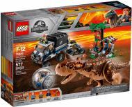 Конструктор LEGO Jurassic World Втеча в гіросфери від карнотавра (75929) 75929