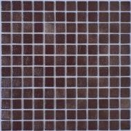 Плитка AquaMo Мозаїка PW25207 Dark Brown 31,7x31,7