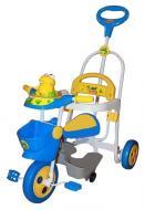 Велосипед Geoby SR59-208 синий с желтым 5337