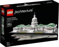 Конструктор LEGO Architecture Капітолій США 21030