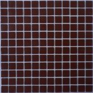 Плитка AquaMo Мозаїка MK25107 Dark Brown 31,7x31,7