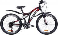 "Велосипед 24"" Discovery STRIKE чорний RET-DIS-24-054"
