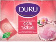 Мило Duru Fresh Sensations Квіткова Хмара 600 г 4 шт./уп.