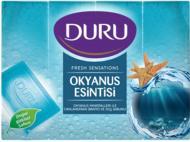 Мыло Duru Fresh Sensations Океанский бриз 600 г 4 шт./уп.