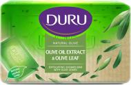Мило Duru NATURAL з екстрактом оливкової олії та з листям оливи 150 г 1 шт./уп.