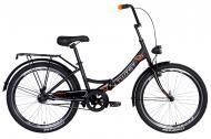 "Велосипед 24"" Formula TWIST чорний RET-FR-24-029"