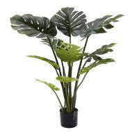Растение искусственное Monstera 110 см TW-04 Engard