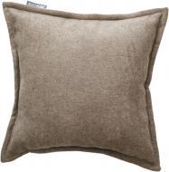 Подушка декоративная Miss-11 42x42 см коричневый ARHome