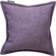 Подушка декоративная Miss-22 42x42 см фиолетовый ARHome