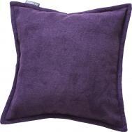 Подушка декоративная Miss-24 42x42 см фиолетовый ARHome