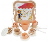 Ігровий набір посуду Тигрес Модне чаювання