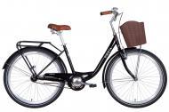 """Велосипед 26"""" Dorozhnik FIESTA чорний RET-D-26-010"""