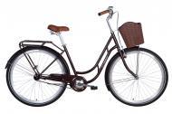 "Велосипед 28"" Dorozhnik CLASSIC коричневий RET-D-28-014"