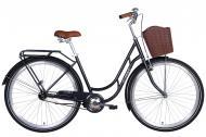 """Велосипед 28"""" Dorozhnik CLASSIC сірий RET-D-28-012"""