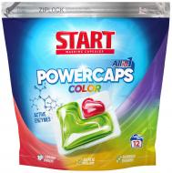 Капсули для машинного прання START Color 12 шт.