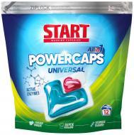 Капсули для машинного прання START Universal 12 шт.