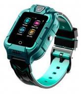 Смарт-часы EXTRADIGITAL 4G WTC06 KIDS SMART WATCH-PHONE blue (ESW2306)