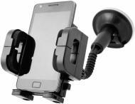 Тримач для телефона CarLife РН 603 чорний
