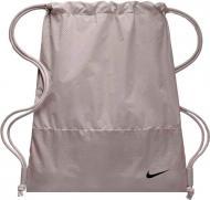 Рюкзак Nike Move Free Women Training Gymsack BA5759-059 серо-бежевый