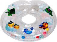 Круг для купання Delfin EuroStandard прозорий