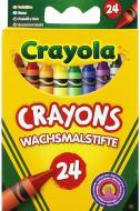 Набір для творчості Crayola Воскова крейда 24 шт