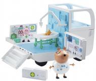 Игровой набор Peppa Pig Медицинский центр на колесах