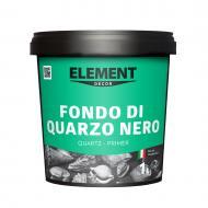 Грунтовка кварцовая адгезионная Element Decor Fondo di Quarzo Nero 1 л