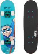 Скейтборд Firefly 414752-901743 SKB 105 зеленый