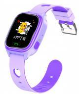 Смарт-часы EXTRADIGITAL WTC01 KIDS SMART WATCH-PHONE purple (ESW2301)