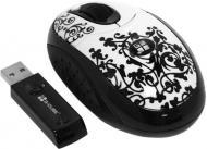 Миша G-Cube Endless Note G4BW-20EN black/white