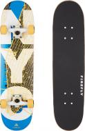 Скейтборд Firefly 414758-901545 SKB 705 синий с белым