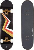Скейтборд Firefly 414760-900050 SKB 905 черный с золотым