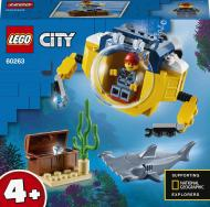 Конструктор LEGO City Океан: мини-подлодка 60263