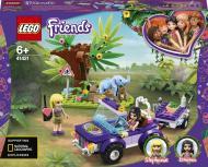 Конструктор LEGO Friends Порятунок слоненятка в джунглях 41421