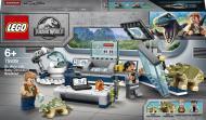 Конструктор LEGO Jurassic World Лабораторія доктора Ву: втеча малюка динозавра 75939