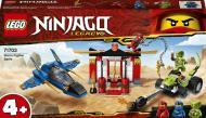 Конструктор LEGO Ninjago Битва штурмовиків 71703