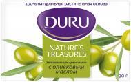Крем-мыло Duru Nature's Treasures с оливковым маслом 90 г