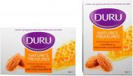 Крем-мыло Duru Nature's Treasures с медом и маслом миндаля 90 г